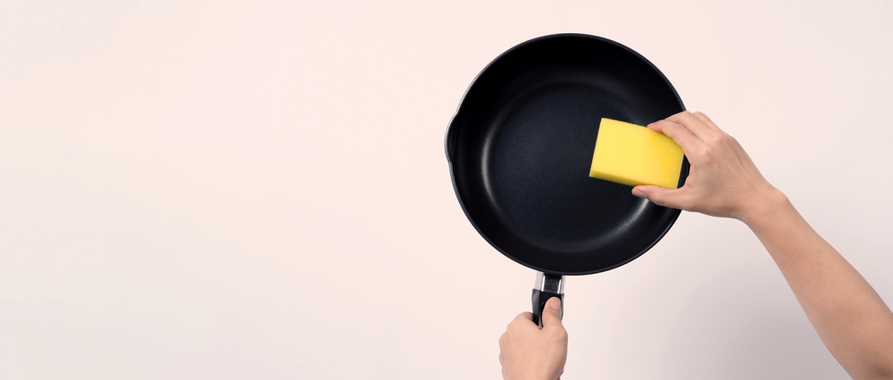 Can non-stick pans go in the dishwasher