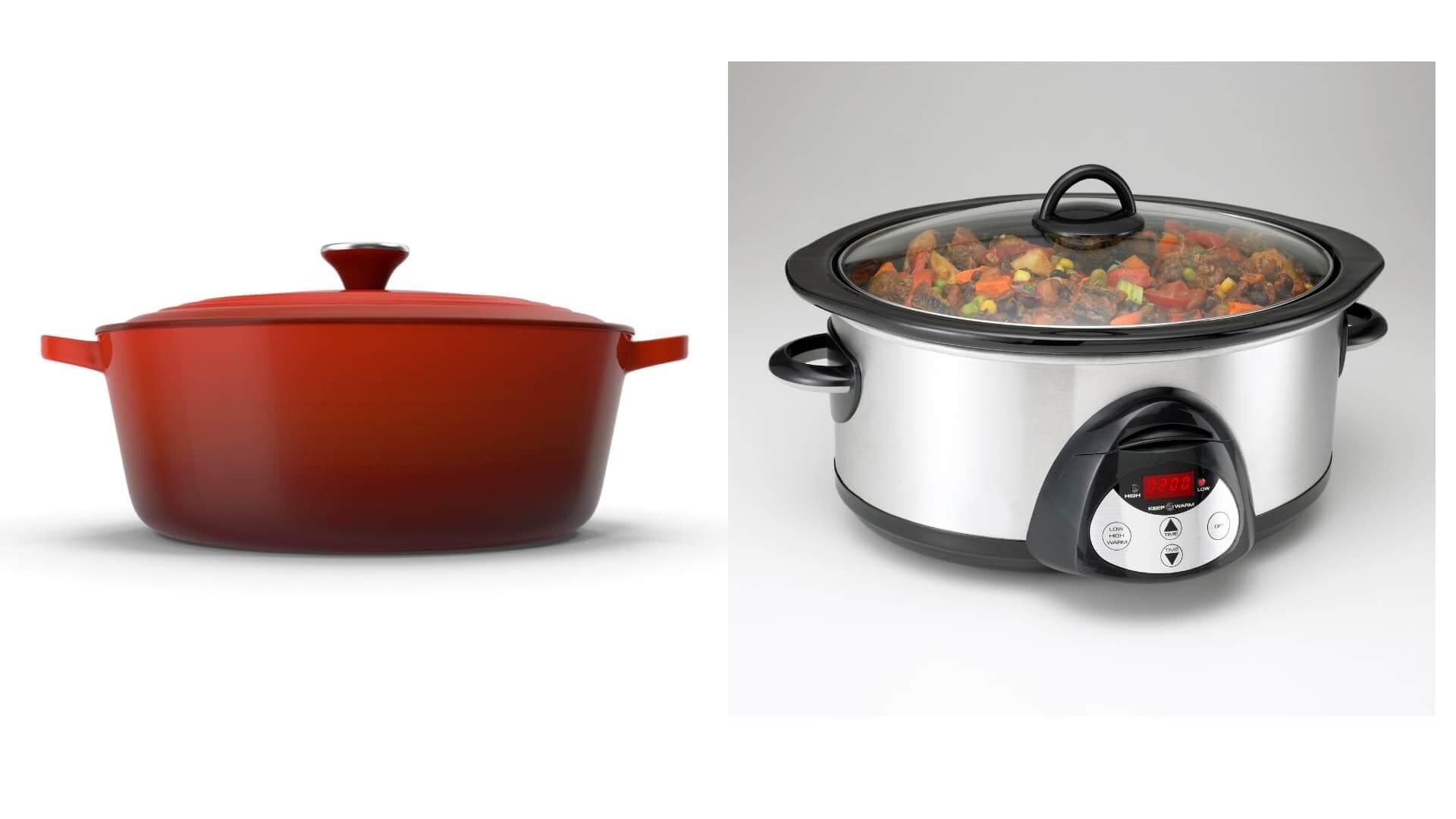Dutch Oven Versus Crockpot