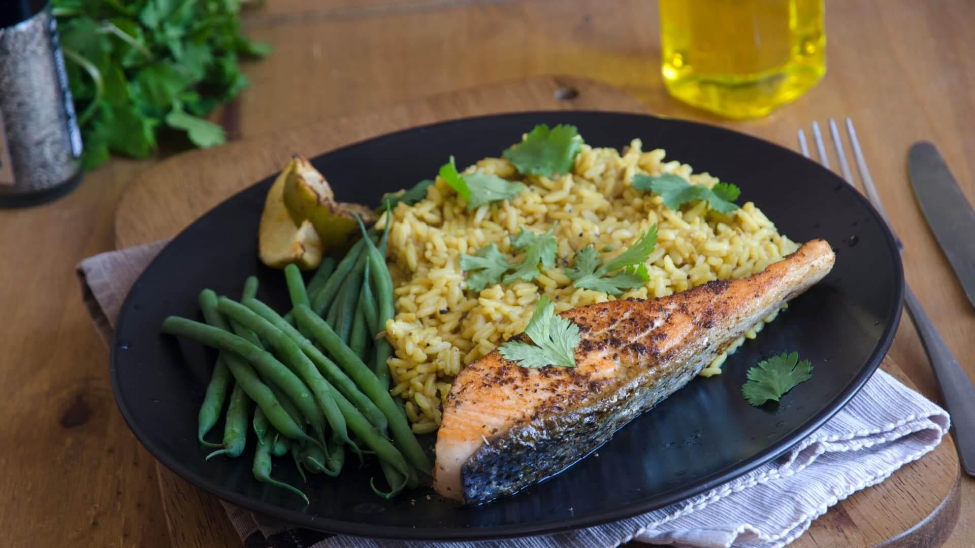 Cajun-Creole Recipes Salmon fillets
