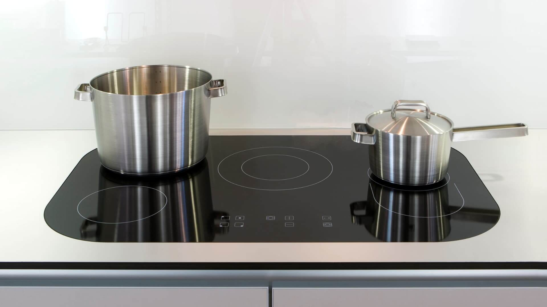 The Different Types of Cooktops