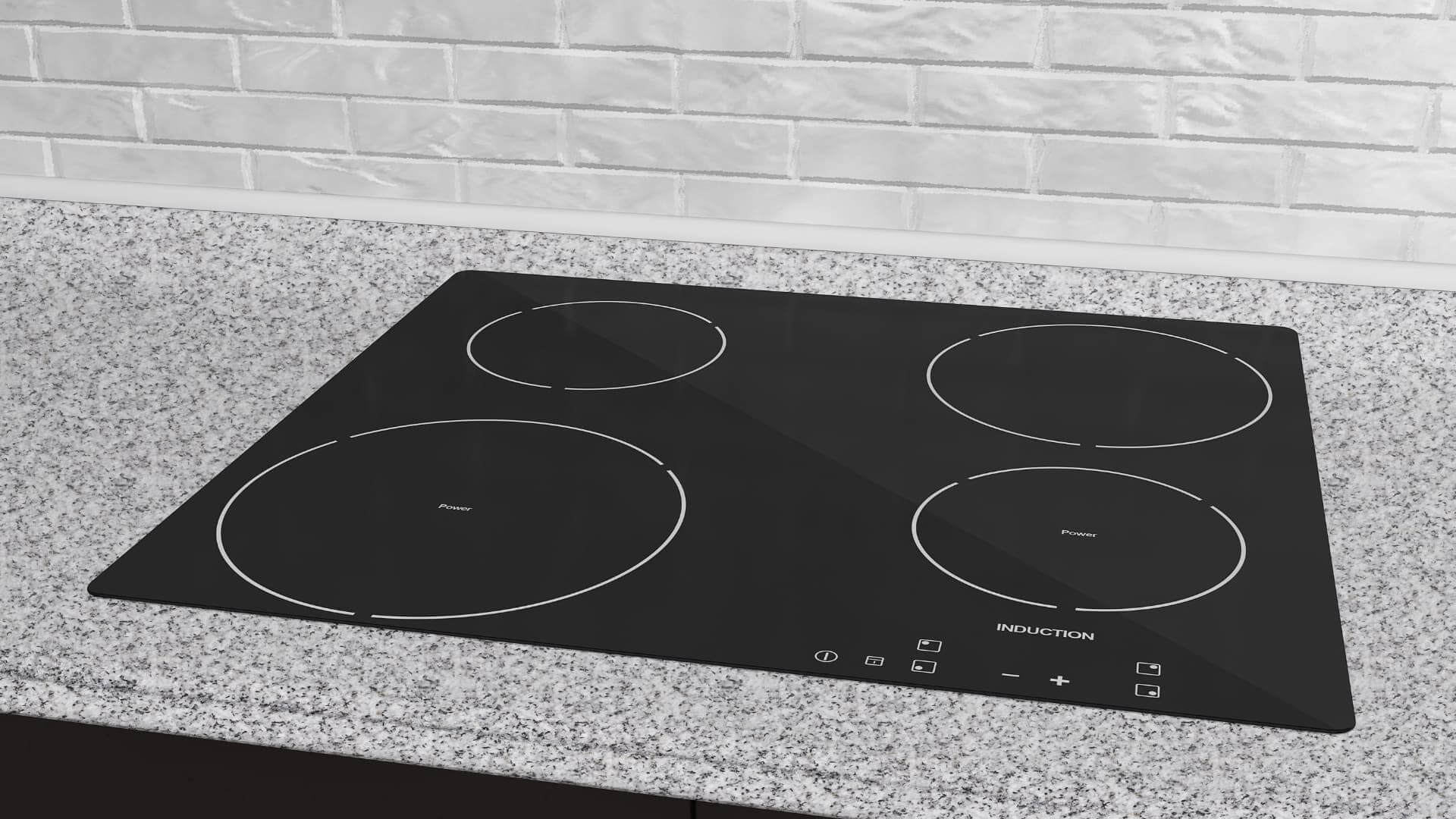 glass cooktop